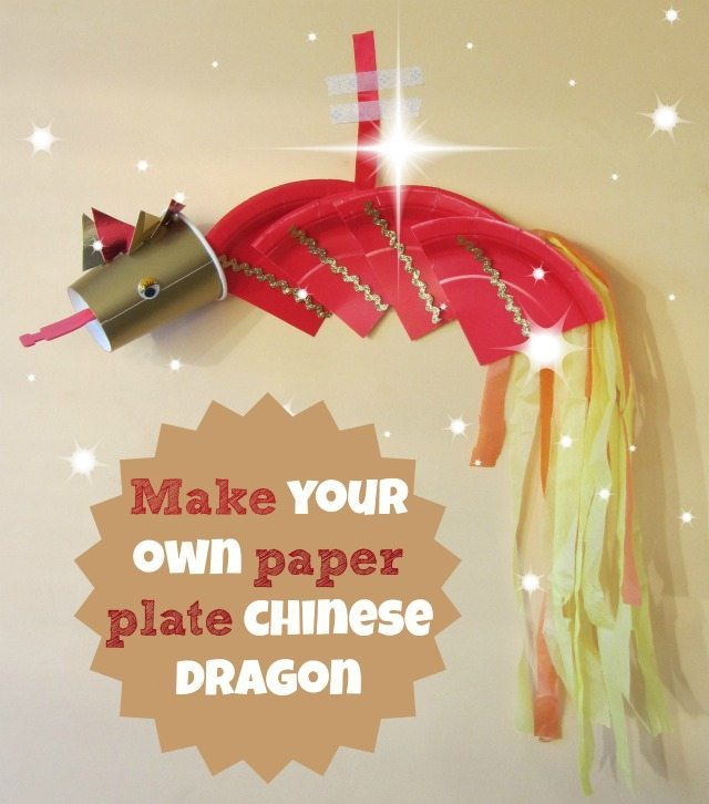 how to make paper cup dragons