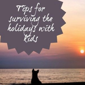 Parenting Tips: Holiday Survival