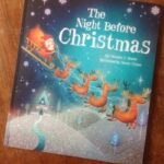 Parragon Books Review – The Night Before Christmas by Clement C Moore