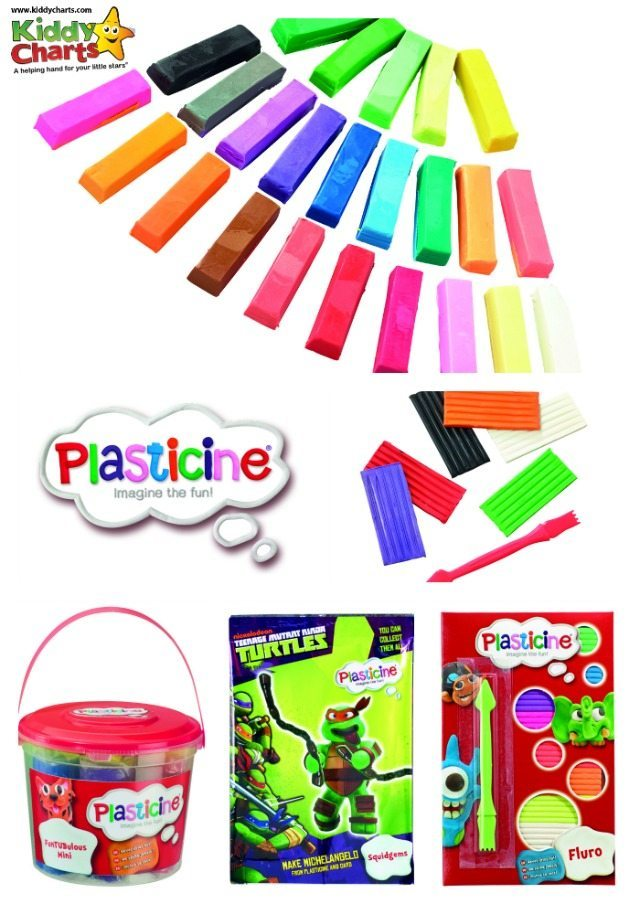 Get your kids creating with plasticine with this giveaway - simple but fun. Closes 11th June.