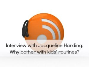 Routines for children: Why bother?
