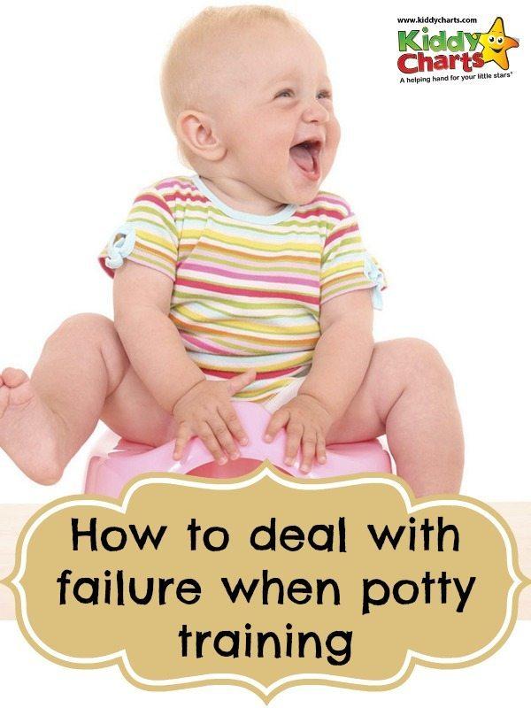potty training failure
