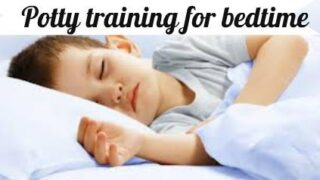 10 easy tips for night-time potty training to help ditch nappies for good