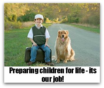 Preparing children for life: Its our job!