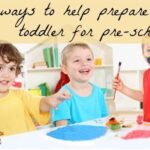 Pre-schooling for your toddler: 5 things you should know
