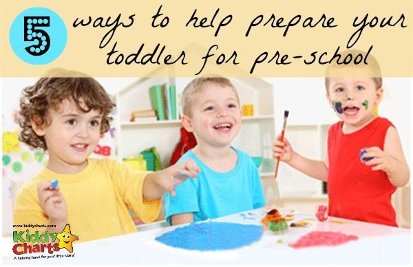 Preparing your child for preschool: What can you do