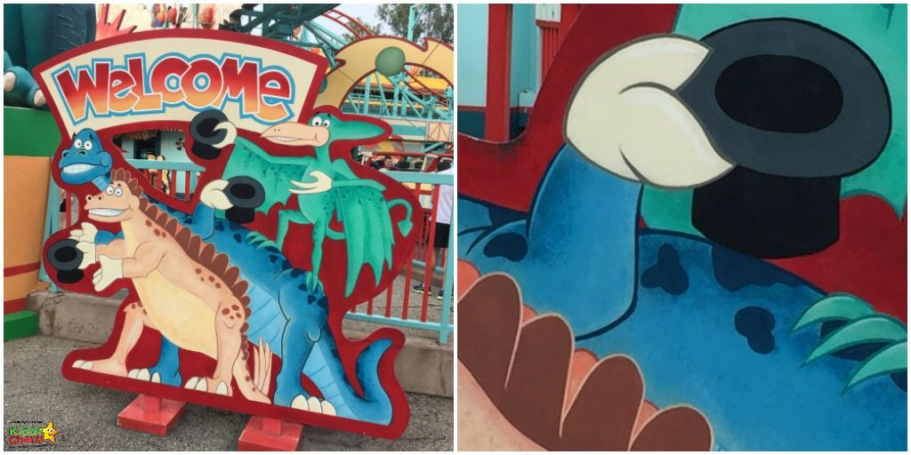 Watch out for those best Animal Kingdom Hidden Mickeys within the Primeval Whirl entrance - check out the other ones at Walk DisneyWorld Florida on the site as well.