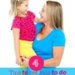 Printable chore charts: 4 tips for starting chores at any age