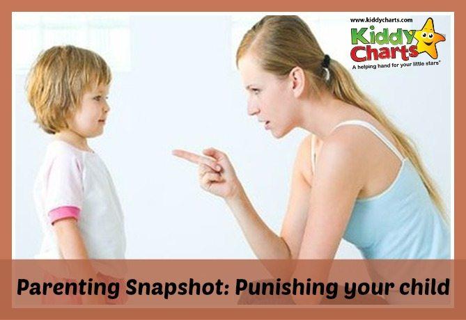 punishing your child