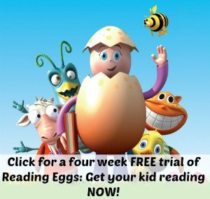 Reading Eggs free trial: Featured