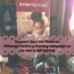 Save the Children child literacy and Beanstalk campaign: From washing machine manuals to a love of fiction #ChangeTheStory