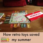 How retro toys saved my summer