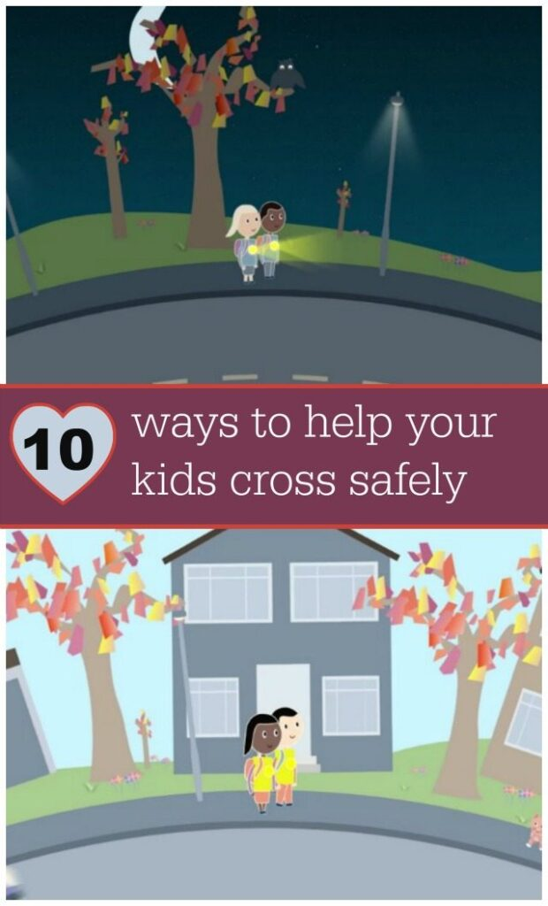 Road safety tips for kids are vital as they are growing up. We should be encouraing it from as soon as possible, and here are some road safety tips to help your children learn to safely cross the road sooner rather than later.