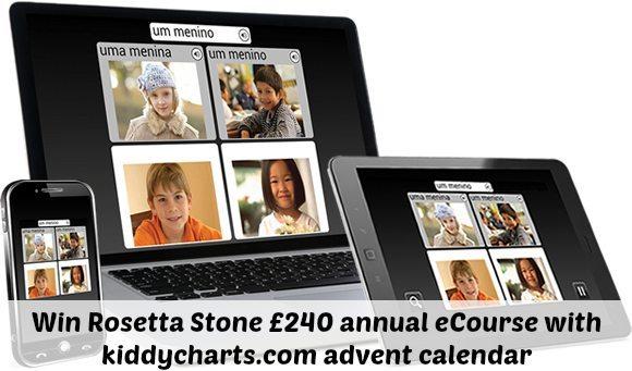 Rosetta Stone: Header