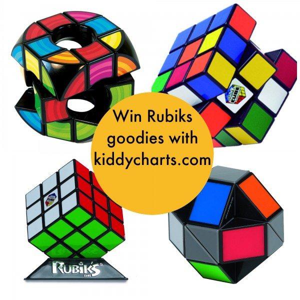 Rubiks goodies giveaway