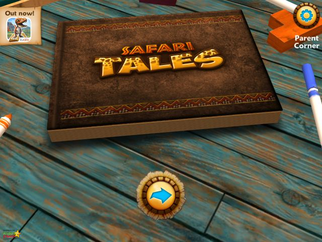 Here is the book you can create on Safari Tales...