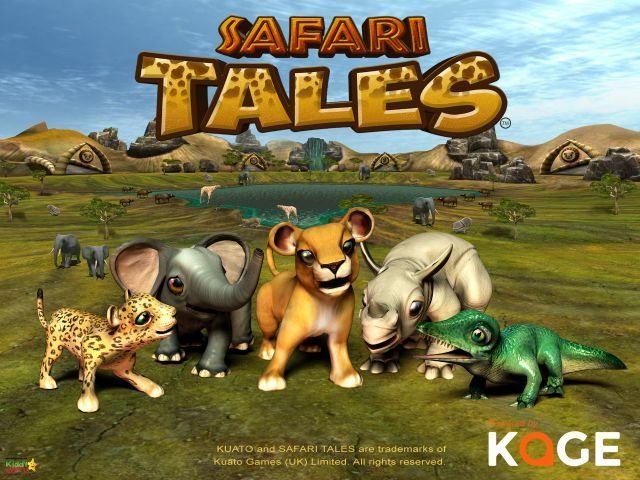 We test drove the Safari Games - this is what we thought of it!