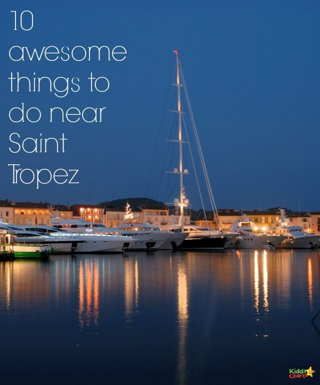 Are you visiting Saint Tropewz, then try out some of these things to do in and around there - from Port Grimaud to the town itself, there are plenty of options. And all of these work with the kids too - we took ours!