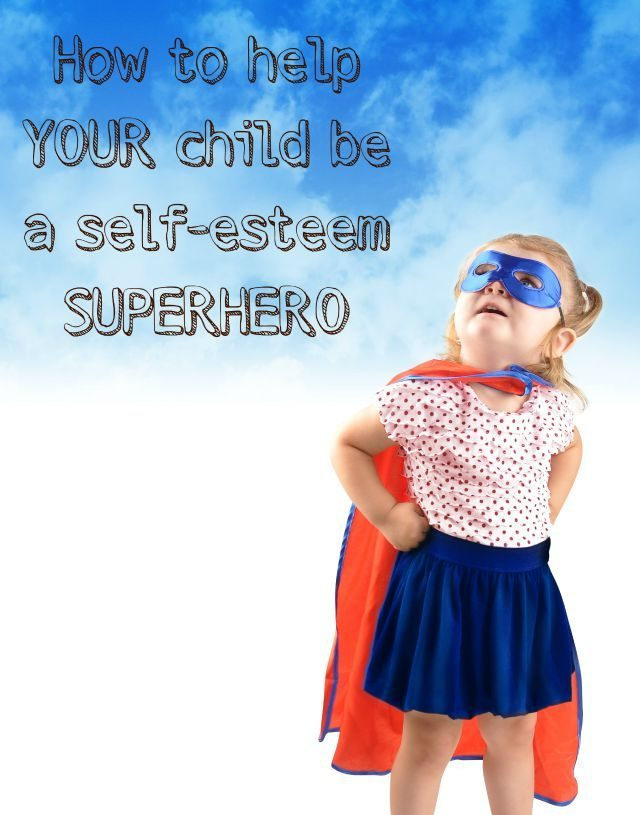 Building a child's confidence and their self esteem is something that we all strive to do as parents. It isn't easy to teach confidence and inner self-esteem though, so here are some tips to help out.