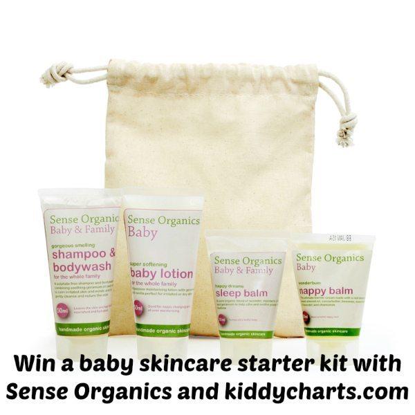 Sense Organics: Header