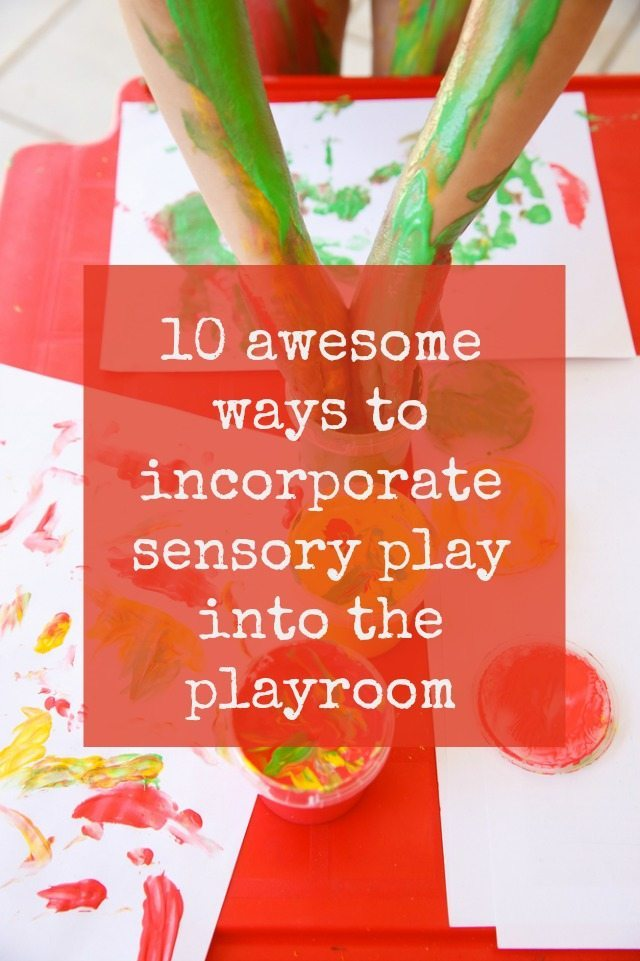 Are you looking for ways to incorporate sensory play into the playroom for your special needs child - then we have some great ideas on the blog for you...way not check them out. Sensory play is so important with special needs children, so make it easy to access on a day to day basis to encourage development, and expand their sensory experiences.
