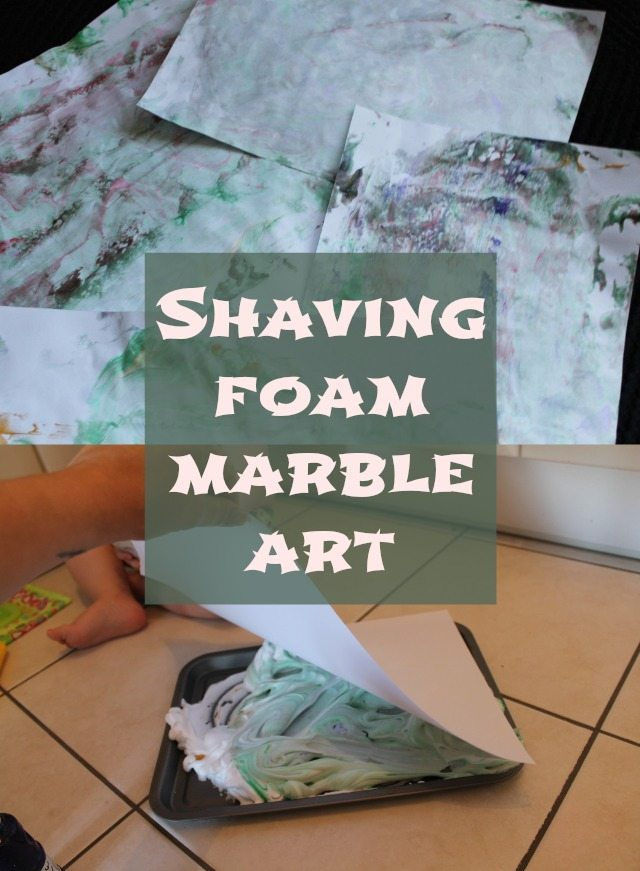 A great activity for preschoolers, play with shaving foam is great for sensroty exploration,; they just LOVE the foam!