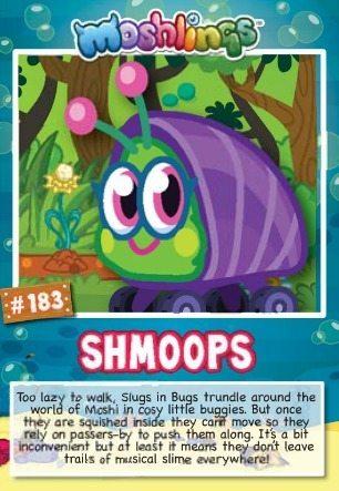 Moshi monsters series 10: Shmoops