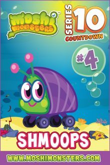 Moshi Monsters Series 10: Shmoops