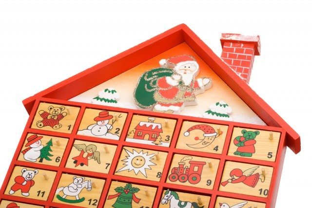 What are you going to hide on your Christmas Treasure hunt? We hide the choc from the 25th day in our advent!