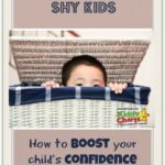 No more shy kids: how to effectively boost your child's confidence
