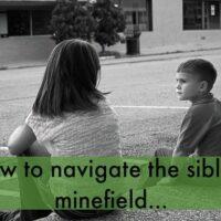 Parenting Tips Linky: All things siblings