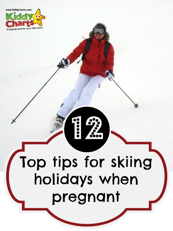 Skiing and pregnant - they don't really mix right? If this happens to you, then check out these top tips from a woman who has been there done that! And taken her other kid too ;-)