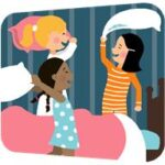 Sleepovers: Are they just late nights and chaos?