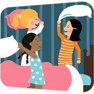 Sleepovers: Do you do them?