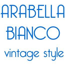 Vintage Arabella Bianco: Logo