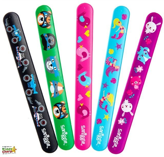 Slap bands that HELP your kids learn times tables - I'm in.