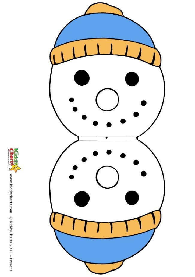 Are you after something cool for handing out at kids Christmas parties? Why not try this Chupachups template for your lollipops then?