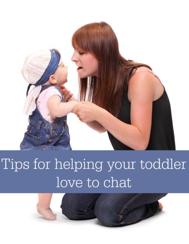 How can you help your toddler with their speech development, and encourage them to be talking and chatting? We have some great ideas for you.