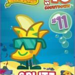 Moshi Monsters #6: Splitz, peeling good with the yella fella!
