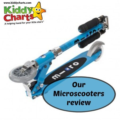 Sprite Scooters: The review