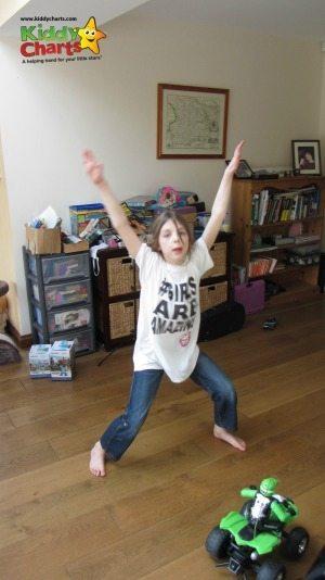 Girls Are Amazing: Olympic gymnast