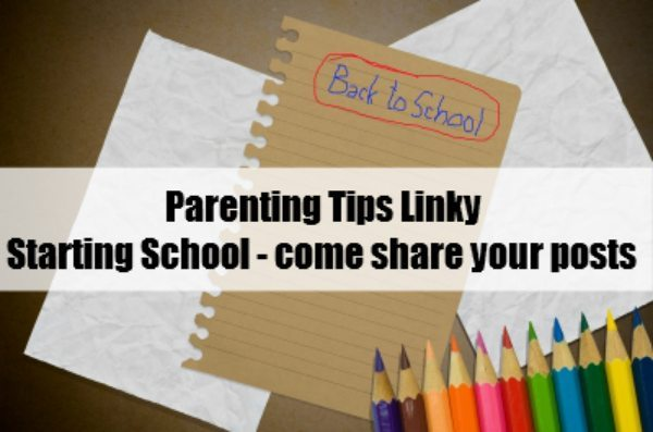 starting-school-parenting-tips-linky