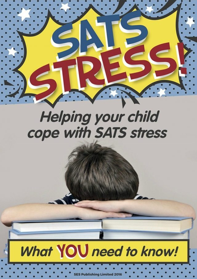 How can you help your kids through the SATS stress?