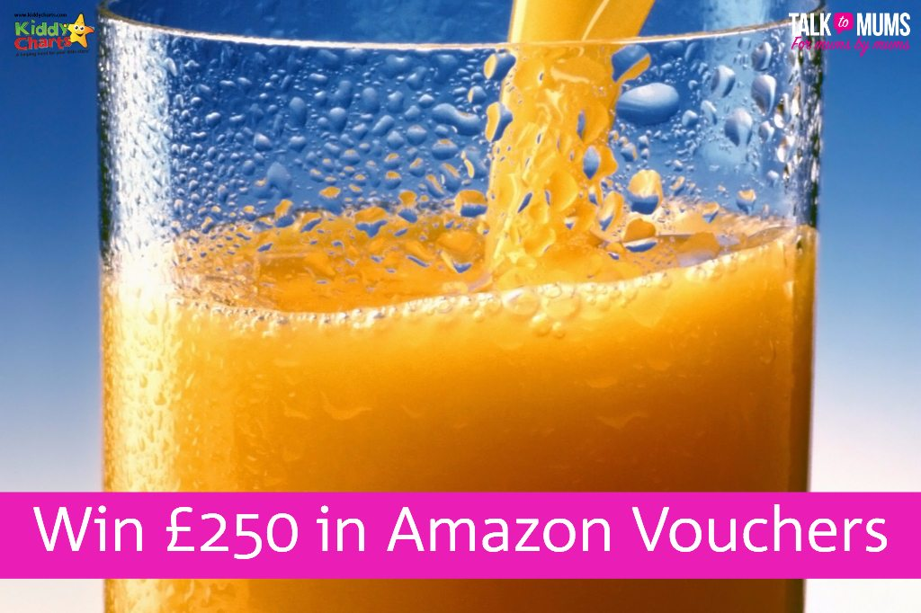 Would you like £250 - then enter to win, just answer a few questions on juice drinks!