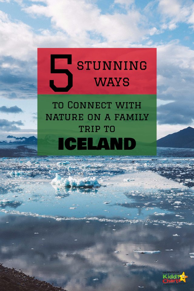 5 stunning ways to connect with nature in Iceland
