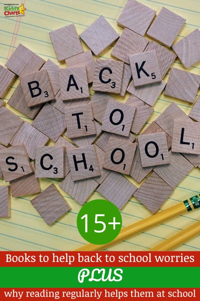 Back to school resources for kids and parents to help with anxiety and school worries