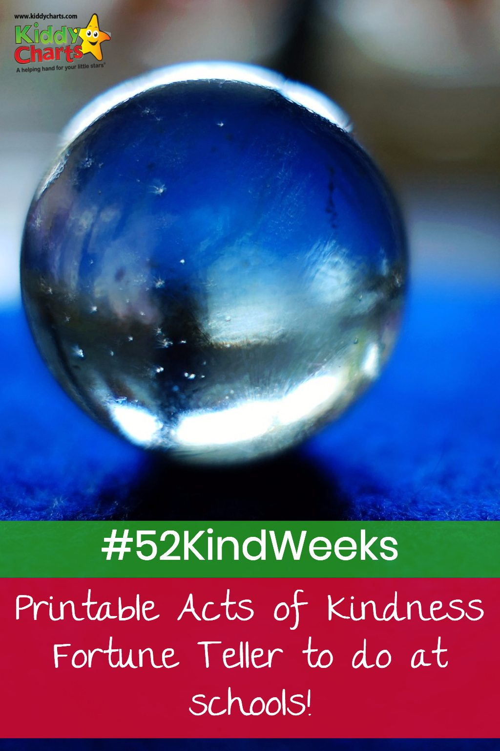 We have a lovely fortune teller for you in #52KindWeeks - why not try it at school as all the random acts of kindness are made to be done there or beforehand! #BeKind #Kindness #RAOK #RandomActsofKindness