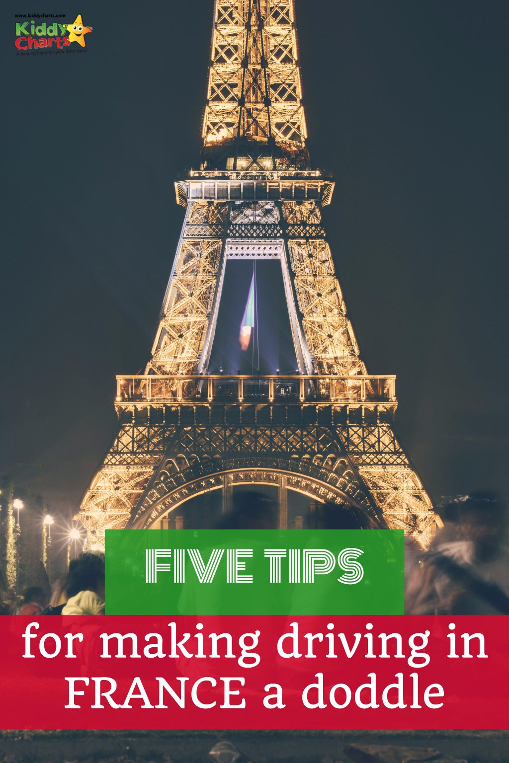 We've got some amazing tips for you to help make driving in France a doddle with the kids - first of all, don't be proud, get a portable DvD player!