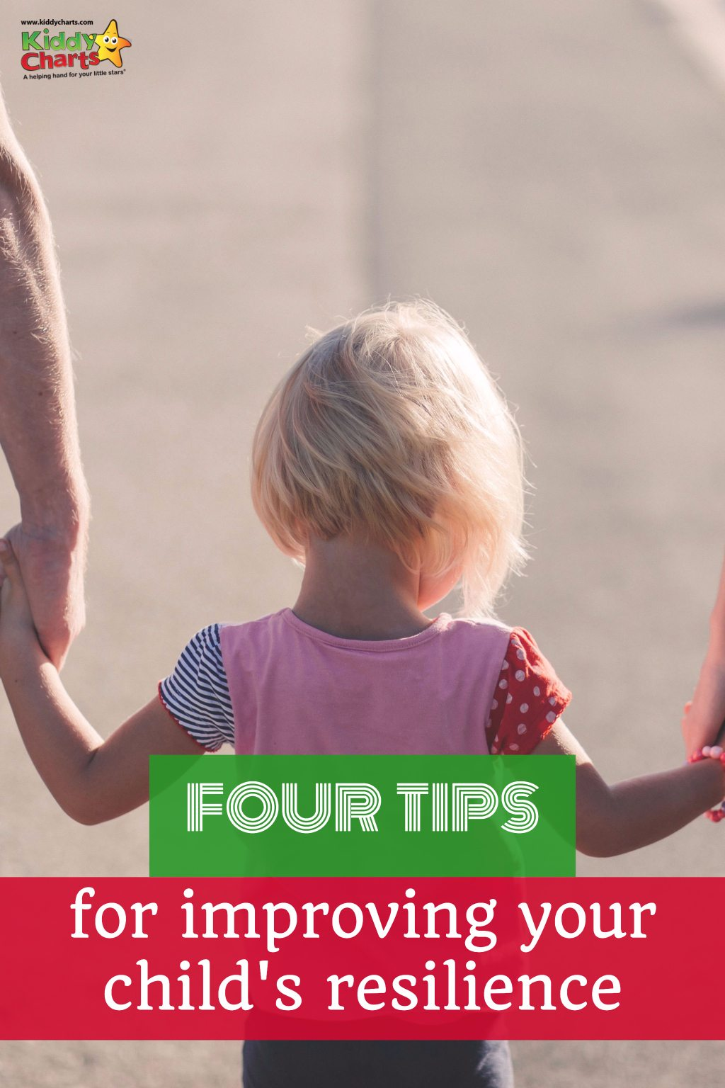 How to improve your child's resilience - four tips on the site!