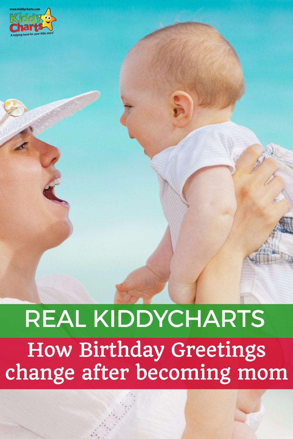 How have birhtday greetings and beyond changed after having kids - let's discuss it!